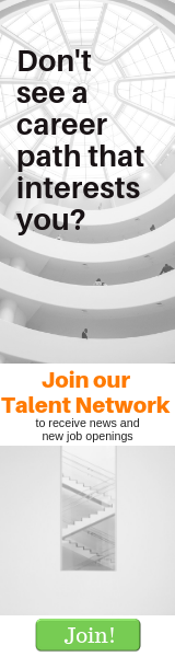 Join our Talent Network Banner Ad